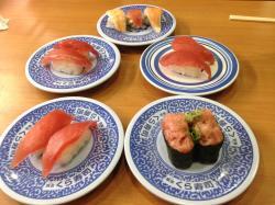 Muten Kura Sushi Toyota