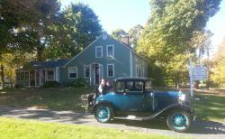Truman Gillet House B & B