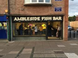 ‪Ambleside fish bar‬