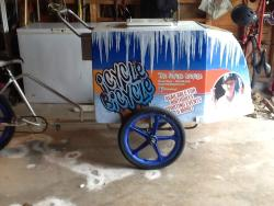 Icicle Bicycle