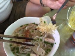 Nguyen Loan Fish Noodle