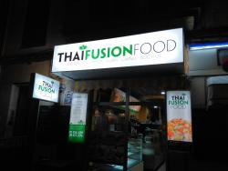 Thai Fusion Food