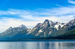 Jackson Lake Overlook