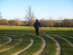 The Canterbury Labyrinth