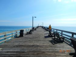 Nags Head Fishing Pier