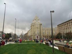 Triumfalnaya Square