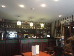 Cafe Boutique La Galerie Dessange