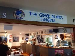 The Greek Islands Taverna