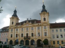 Old Town Pisek