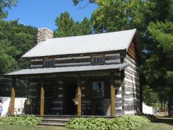 Wolf Creek Pine Run Grist Mill, Loudonville, Ohio