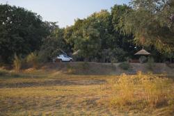 Vista zona camping