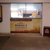 Radhas Indian Restaurant & Takeaway