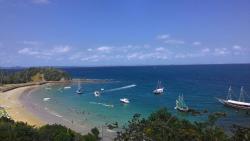 Praia de Paramana