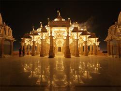 Baps Shri Swaminarayan Mandir, Kolkata