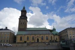 Tyska Christinæ församling