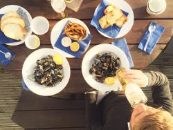 Sublime mussels