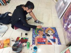 Nyoman Suarsa Painting Classes