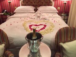 Honeymoon trwat