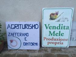 Agriturismo Zafferano e Dintorni Restaurant
