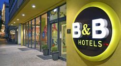 B&B 호텔 베를린-포츠담 플라츠