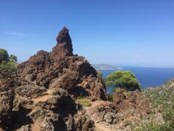 Kameni Chora Volcano