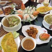 Chef Vu Cooking Class