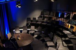 Black Table Magic Theater