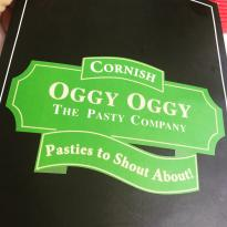 Cornish Oggy Oggy Pasty Co