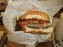 Mos Burger Bell Kawaguchiko