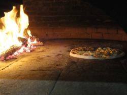 Fornello Pizza-Tele-Entrega