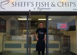 ‪Sheff's Fish & Chips‬
