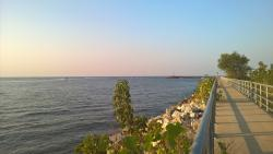 Portage Lakefront and Riverwalk