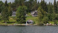 Hunter Cove Cabins on Rangeley Lake