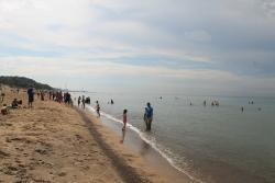 Ogden Dunes Beach