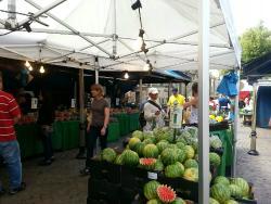 Bedford's Charter Market