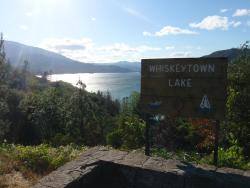 ‪Whiskeytown Lake‬