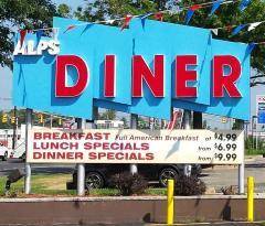 Alps Diner