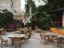 The Secret Garden, La Concordia