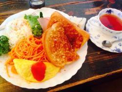 Cafe de Muche, Aboshi