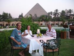 Mena House Hotel, Guiza Egipto
