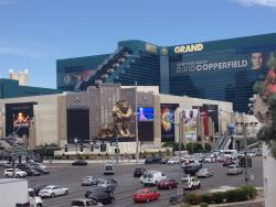 As big as it gets the MGM
