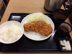 Tonkatsu Maruya Yurakucho