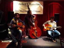 L'Atelier Charonne Gypsy Jazz Bar