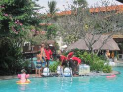 Seawalker Bali at Grand Mirage Resort