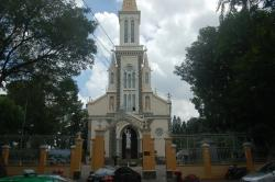 Catholic Church Huyen Sy