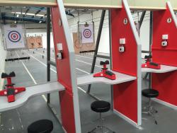 ‪OnTarget - Indoor Air Rifle Range‬