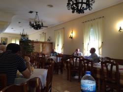 Restaurante a Gloria