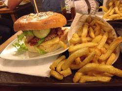 Bar a burger vraiment cool !