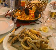 Chiringuito Restaurante Flores