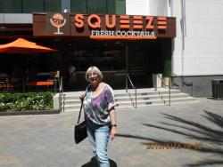 Squeeze Fresh Cocktails